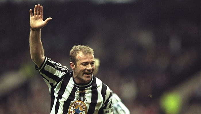 Alan Shearer - Newscastle