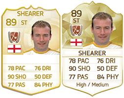 Lendas de FIFA: Alan Shearer