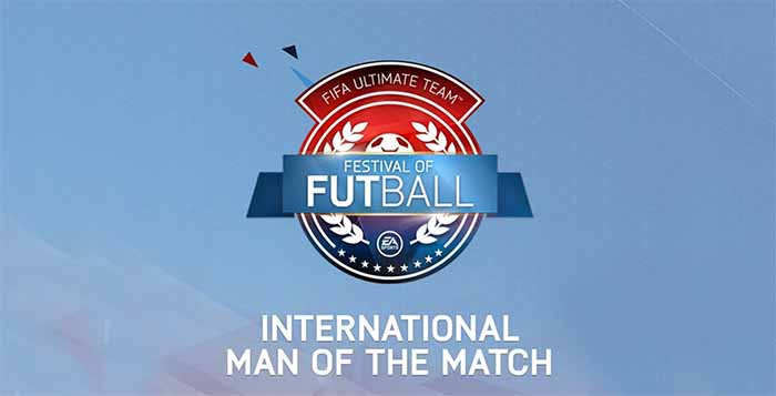 Todas as Cartas International Man of the Match (iMOTM) de FIFA 16