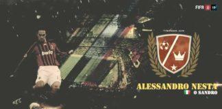 Lendas de FIFA: Alessandro Nesta, O Sandro