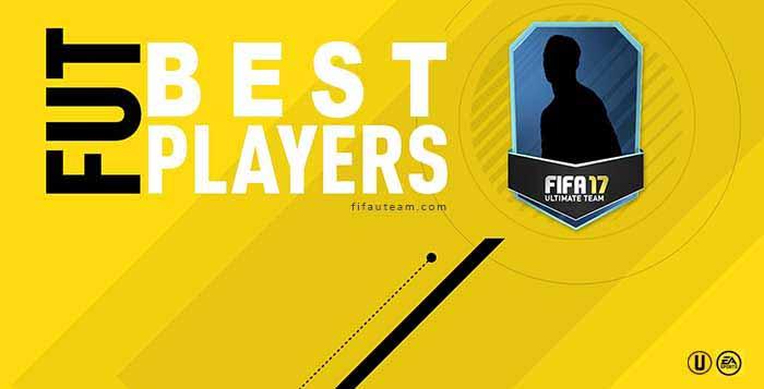 Ratings de FIFA 17 - Os Melhores Jogadores de FUT 17