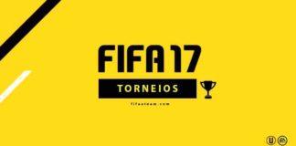 Todos os Torneios de FIFA 17 Ultimate Team