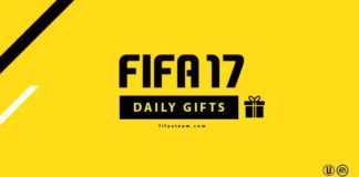 Guia de Daily Gifts em FIFA 17 Ultimate Team