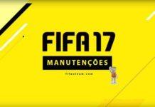 Todas as Manutenções de FIFA 17