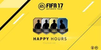 Lista das Happy Hours de FIFA 17 Ultimate Team