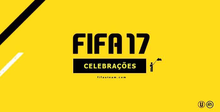Guia de Celebrações de FIFA 17