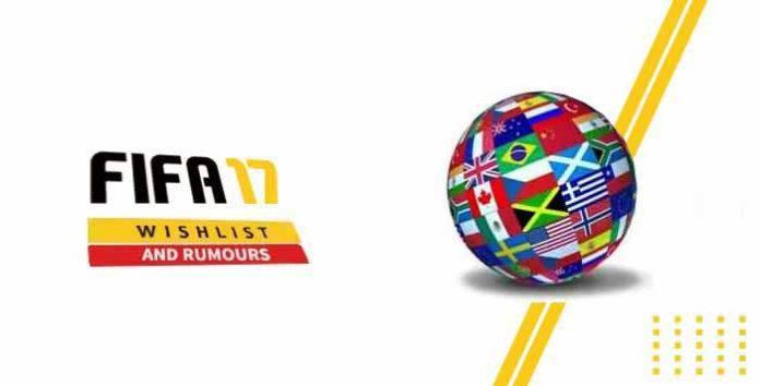 Rumores e Desejos para FIFA 17: Novas Ligas