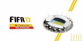 Rumores e Desejos para FIFA 17: Novos Estádios