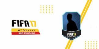 Rumores e Desejos para FIFA 17: Ratings de Jogadores
