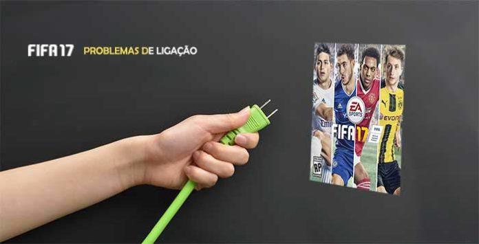 Guia de Resolução de Problemas de Ligação a FIFA 17