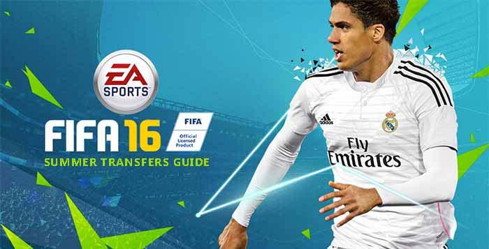 Guia de Transferências de Verão de FIFA 16 Ultimate Team