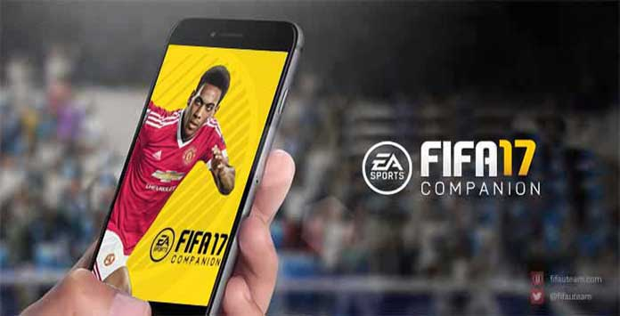 Companion App de FIFA 17 para iOS, Android e Windows Phone