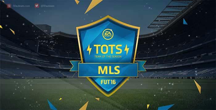 FIFA 16 MLS Team of the Season