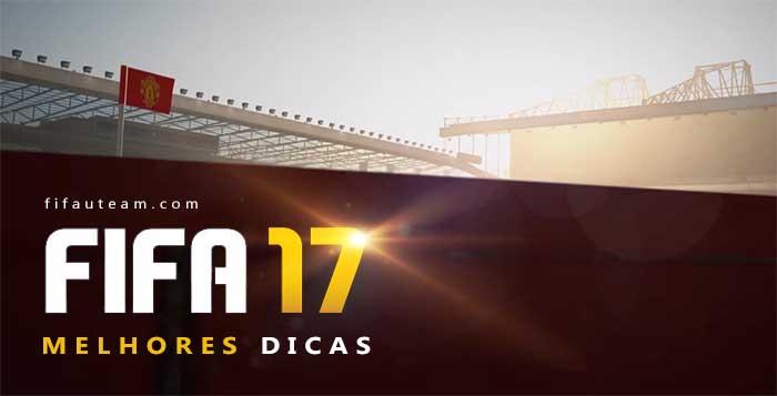Dicas de FIFA 17 para Entrar a Ganhar em FUT 17