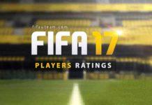 Previsão dos Ratings de FIFA 17 para os Melhores Jogadores