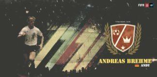 """Lendas de FIFA: Andreas Brehme, """"O Andy"""""""