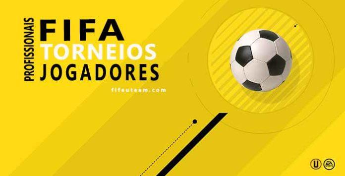 Torneios de FIFA 17 de Jogadores de Futebol Profissional
