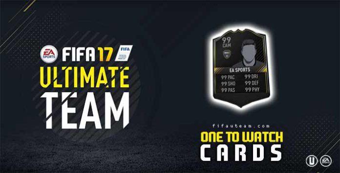 Guia das Cartas Híbridas de FIFA 17 Ultimate Team (Ones to Watch)