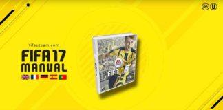 Manual de FIFA 17 - As Instruções Digitais do Jogo