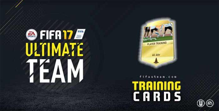 Guia de Cartas de Treino para FIFA 17 Ultimate Team