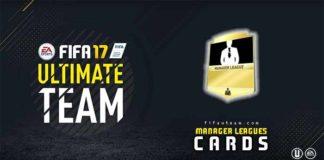 Guia de Cartas de Ligas de Manager para FIFA 17