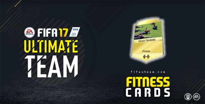 Guia de Cartas de Fitness para FIFA 17 Ultimate Team