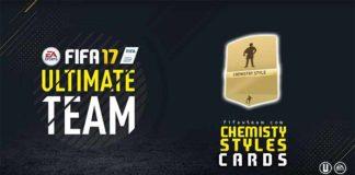 Guia de Cartas de Estilos de Química em FIFA 17