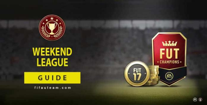 Guia do Weekend League para FIFA 17 - Calendário e Requesitos