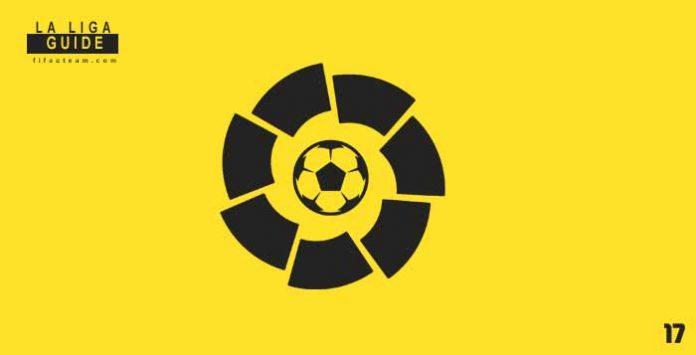 Guia da La Liga Santander para FIFA 17 Ultimate Team