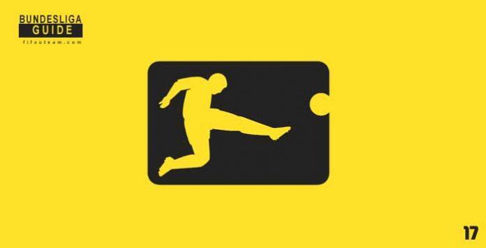 Guia da Bundesliga para FIFA 17 Ultimate Team