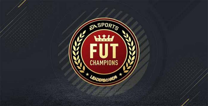 Placa de Líderes do FUT Champions para FIFA 17 Ultimate Team