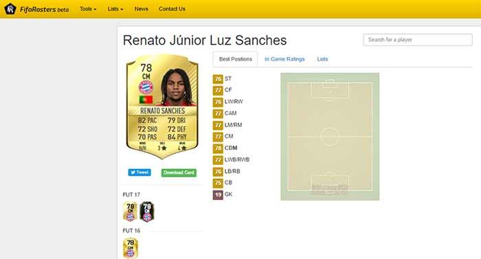 Review de FIFA Rosters