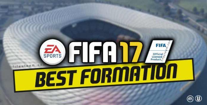 A Melhor Formação para Utilizar em FIFA 17 Ultimate Team