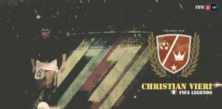 Lendas de FIFA: Christian Vieri