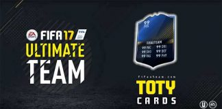 Guia da Equipa do Ano de FIFA 17 Ultimate Team (TOTY)