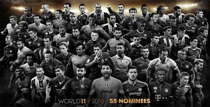 Vote na sua Team of the Year de FIFA 17 Ultimate Team