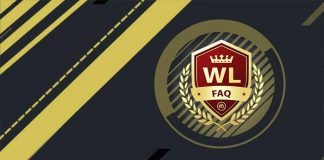 Weekend League para FIFA 17 - Resposta às Perguntas Frequentes
