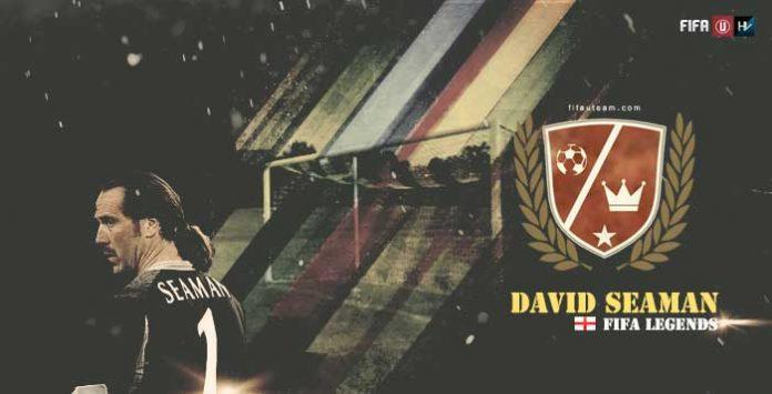 Lendas de FIFA: David Seaman,