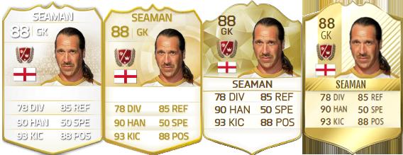 Lendas de FIFA: David Seaman