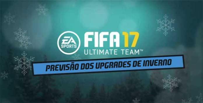 Vote nos Upgrades de Inverno de FIFA 17