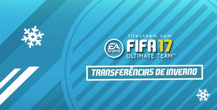 Lista Completa da Transferências de Inverno de FIFA 17