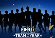 TOTY de FIFA 17 - Os Melhores Jogadores de 2016