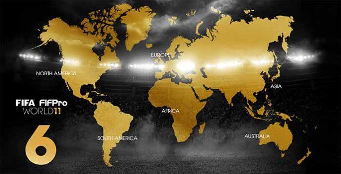 Os Resultados da World 11 - As Reservas da TOTY de FIFA 17