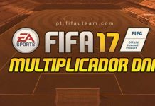 Guia do Multiplicador DNF para FIFA 17 Ultimate Team