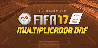 Guia do Multiplicador DNF para FIFA 17 Ultimate Team