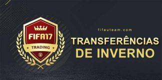 Trading durante a Época de Transferências de Inverno de FIFA 17