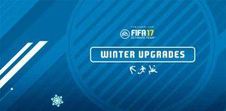 Lista de Potenciais Upgrades de Inverno para FIFA 17 Ultimate Team