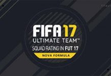 Novo Guia do Rating da Equipa para FIFA 17 Ultimate Team
