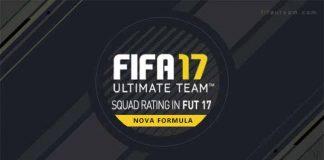 Novo Guia do Rating da Equipa para FIFA 17 Ultimate Team