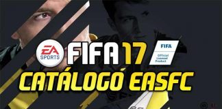 Guia do Catálogo EAS FC para FIFA 17 Ultimate Team